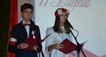 Obchody  Święta Niepodległości w gminie Karsin