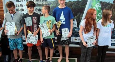 Żeglarski Puchar Kaszub zakończony - nagrody dla zawodników i podsumowania