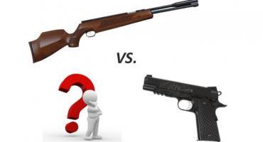 Pistolet czy karabin, czyli jaki typ wiatrówki będzie optymalnym wyborem?