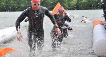 Ponad 700 zawodników na starcie Garmin Iron Triathlon w Stężycy