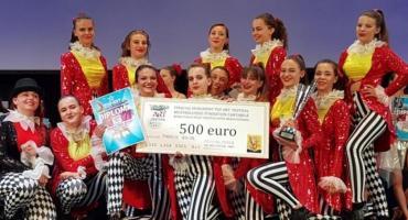 Sukces tancerzy Paradise na Top Art Festival 2018 we Włoszech