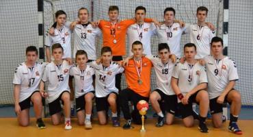 Srebro dla szczypiornistów z Lipusza w Finale Wojewódzkich Igrzysk Młodzieży Szkolnych