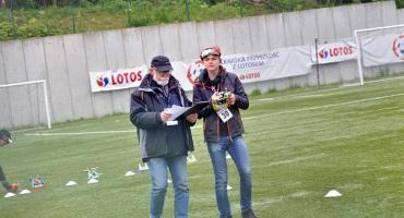 W Kartuzach trwają Mistrzostwa Polski w wyścigach dronów