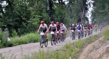 Trwa Lotto MTB Energy 2019 w Wieżycy