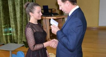 Sukcesy Renaty Szulc z Gimnazjum w Karsinie