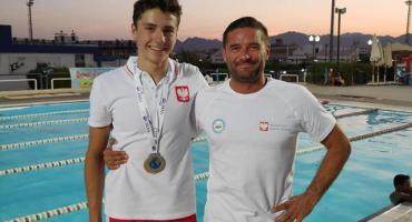 Szymon Kropidłowski ponownie na podium Mistrzostw Świata