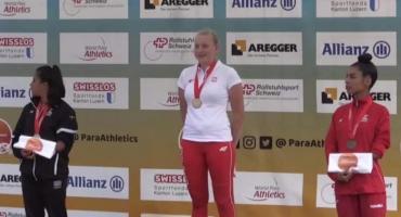 Faustyna Kotłowska podwójną Mistrzynią Świata U20