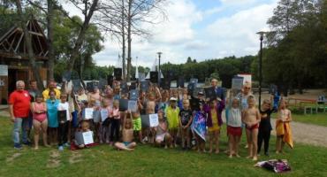 60 dzieci nauczyło się pływać w Strudze