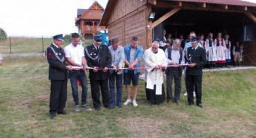 Otwarcie i poświęcenie terenu rekreacyjnego w Przytarni