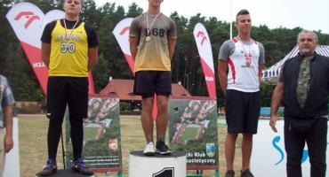Międzywojewódzkie Mistrzostwa Młodzików w Lekkoatletyce i kolejne medale UKS Lipusz