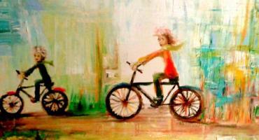 W skarbcu chwil - wystawa malarstwa Ewy Busse-Turczyńskiej
