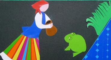 Słowo i obraz - warsztaty ilustracji baśniowej