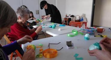 Warsztaty Wielkanocne w toku
