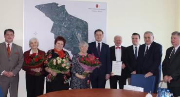 Kolejne, jubileuszowe pary małżeńskie we Włochach