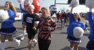 Półmaraton oczami wieloletniego wolontariusza.
