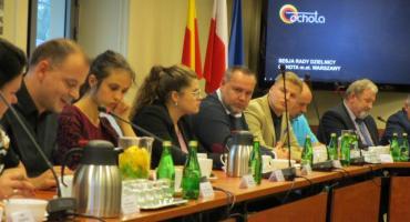 IX Sesja Rady Dzielnicy po jesiennych wakacjach.