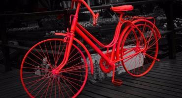 Znaleziono rowerek dziecięcy !!!
