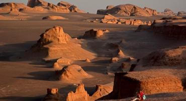 W poszukiwaniu skarbów orientu - Slajdowisko z Iranu
