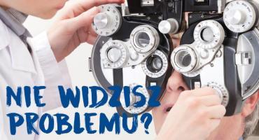 Bezpłatne badania wzroku i słuchu