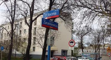 Nazwa ulicy w rękach radnych miasta