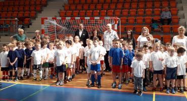 Futbol przedszkolaków