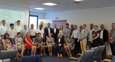 Prezes NIK we włochowskim Ratuszu podczas spotkania przedsiębiorców