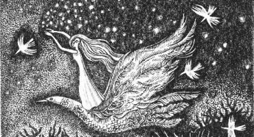 Female Fortune – wystawa grafiki Olgi Krupenkowej, Tatsiany Siplewicz i Anny Tichonowej