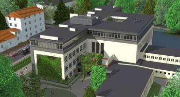 Rozbudowa szkoły przy Radarowej