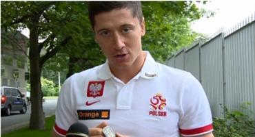 Robert Lewandowski po meczu Polska – Rumunia jest jak najlepszych myśli