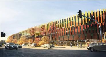 Betonowy olbrzym, czyli parking na Służewcu Południowym: kto za? kto przeciw?