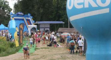 Przeciwnicy komercyjnego kąpieliska z atrakcjami nad Jeziorkiem Czerniakowskim burzą się