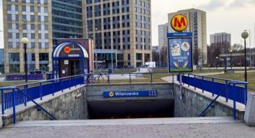 Warszawskim metrem jeździ coraz więcej młodych ludzi. Ale Wilanowska zdeklasowana przez Plac Wilsona