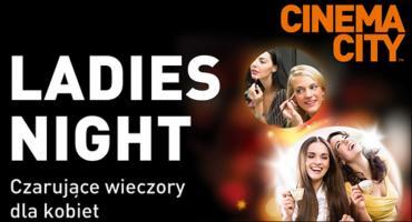 Spotkania Ladies Night w Cinema City powracają w Nowym Roku!