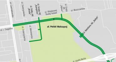 Nowa ulica na Mokotowie - w sobotę otwarcie