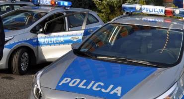 Wypadek na rondzie Unii Europejskiej - dwoje dzieci w szpitalu