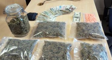 Policjanci znowu zabezpieczyli narkotyki