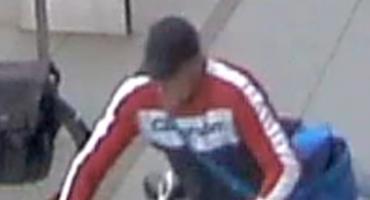 Policja poszukuje podejrzanego o kradzież roweru