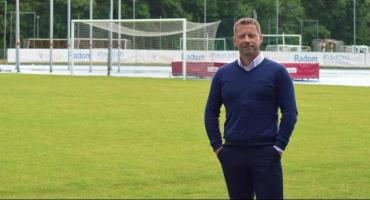Radomiak ma nowego trenera