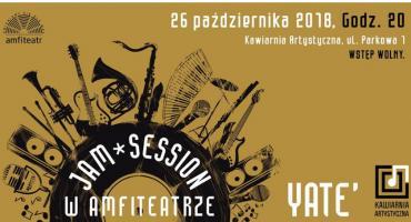 Jam session w Amfiteatrze: Yate'