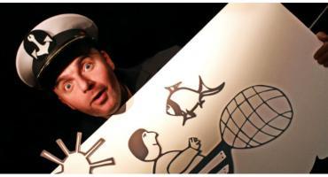 Wkręć się w teatr: Złota rybka z cyklu Kapitańskie opowieści