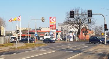 Awaria świateł na skrzyżywaniu Struga i Zbrowskiego
