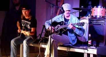 Koncert zespołu Blues Quartet w Cafe Elektrownia