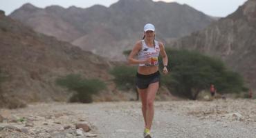 Kolejna sukces radomianki. Karolina Waśniewska bezkonkurencyjna w Desert Marathon