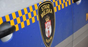 Na ul Żeromskiego strażnicy odnaleźli utracony samochód