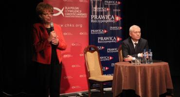 Polska musi bronić wartości chrześcijańskich w Europie [FOTO]