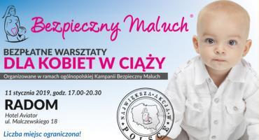 Rusza kolejna edycja Kampanii Bezpieczny Maluch