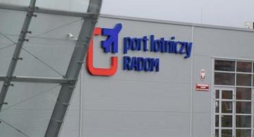 Radomskie lotnisko zamknięte dla lotów cywilnych