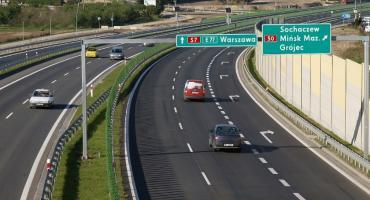 Droga ekspresowa S7: zezwolenia Wojewody na realizację odcinka C