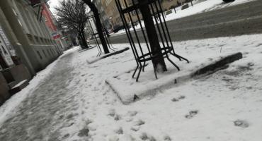Straż Miejska w Radomiu apeluje: Przeciwdziałajmy skutkom zimy