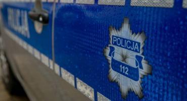 Policjanci zatrzymali prawo jazdy kierowcy, który potrącił pieszą